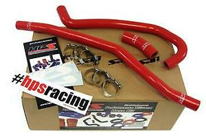 Hps Performance Products 57 1347 red Hps Silicone Radiator Hose Kit