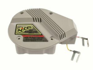 Accel 140003 Hei Red And Yellow In Cap Super Coil