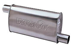 Dynomax 17729 Super Turbo Aluminized Steel 2 1 4 In out Muffler