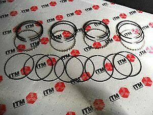 Itm Engine Components 021 6502 020 Piston Ring Set