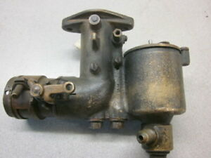 Vintage Antique Chevrolet 490 Zenith Brass Carburetor Ford Model T Others