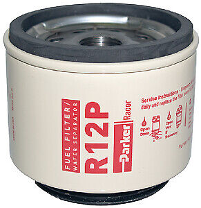 Racor R12p Filter Repl 120a 140r 30m
