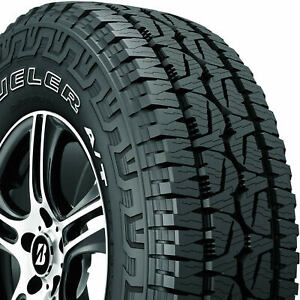 1 New P265 70r16 Bridgestone Dueler A T Revo 3 111t All Season Tires Brs000041