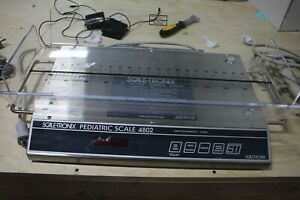 Scale tronix 4802 Pediatric Scale