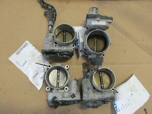 15 16 17 18 Ford F150 2 7l Throttle Body Assembly Oem 32k Miles