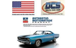 1970 Plymouth Road Runner Body Side Reflective Dust Trail Tape Stripe Kit Usa