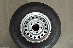 Nifty Tm34t Model Towable Boom Lift Replacement Wheel Tire Nifty P13086