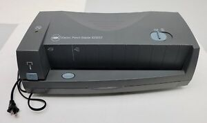 Gbc Electric Punch Stapler 3 hole Punch 3230st 120v Free Shipping