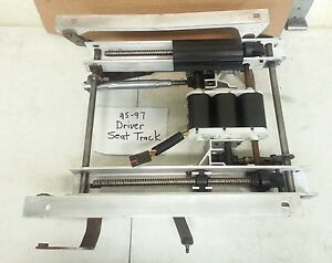 95 97 Ford Explorer Driver Side Seat Track powered Tested