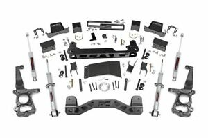 Rough Country 55723 6 inch Ford Suspension Lift Kit 15 18 F 150 4wd