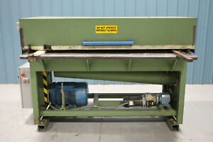 Multiscore Model Mr 21 62 Roll Feed Gang Rip Saw