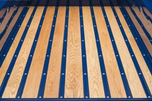 Bed Strips Chevy 1947 1951 Steel Chevrolet Gmc Short Bed Stepside Truck Wood