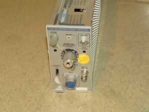 Tektronix Am503 Current Probe Amplifier Plug In am1