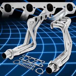 For 69 79 Ford F100 5 0 302 Rwd T304 Stainless Long Tube Header Manifold Exhaust