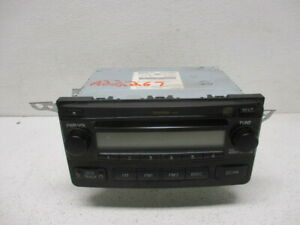 2004 2008 Toyota Matrix Am Fm Cd Radio Receiver 86120 02400 Oem Lkq