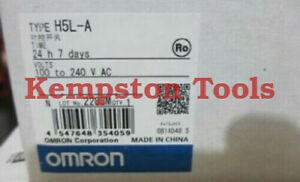 Omron H5l a Digital 24 Hour Timer Switch Time Delay Relay New New