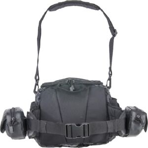 New Statpacks G3 Trainer Black Waist Pack