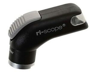 Riester 10574 301 Ri scope Otoscope Tongue Blade Holder Led Light Head Only