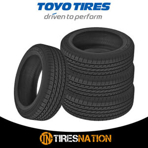 4 New Toyo Extensa A s P205 70r14 93t All Season Performance Tires