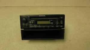 1999 2000 99 00 Honda Civic Cd Radio 1xc4 Oem Lkq