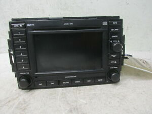 2005 05 Chrysler 300 Rec Am Fm Cd Navigation Dvd Radio 56038646aj Oem Lkq