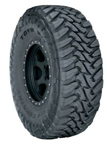 1 New 35x12 5 20 Toyo Open Country M t 121q 12 5r R20 Tire
