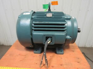 Baldor 100hp Electric Motor 444tsc Frame 460v 3ph 1180rpm