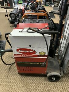 Snap on Welder Mm140sl musle Mig