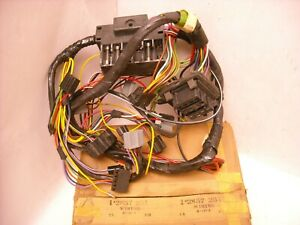 Mopar Nos 1967 Dodge Dart Dash Instrument Panel Wiring Harness Fuse Box