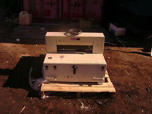 Triumph Semi Automatic Paper Cutter Model Ideal Forte 48 e