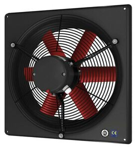 12 Exhaust Fan Corrosion Resistant 1440 Cfm 230 Volts 1 Phase 1 6 Hp