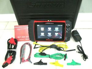 Snapon Modis Ultra Diagnostic Scanner With 2 Channal Lab Scope Like New