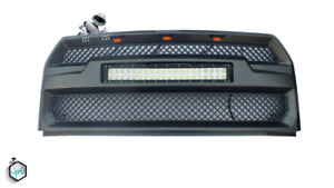 Raptor Style Grille Grill W 20inch 120w Led Light Bar For Ford F 150 2015 2017