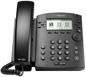 Polycom Vvx 311 Ip Business Media Poe Phone Ac Stand 2200 48350 001