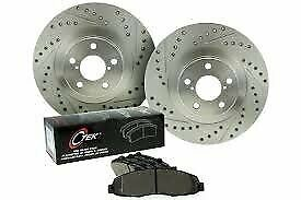 Stoptech 928 42001 Brake Disc And Pad Kit