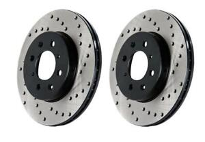 Stoptech 128 66027r Stop Tech In Our Brake Rotors Deptartment