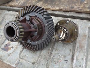 Ford Tractor 8n 9n 2n Differential Ring Gear Pinion With Housings