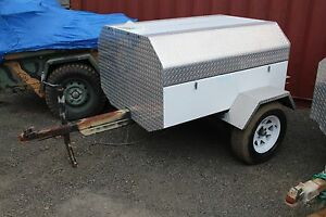 Fresh Air Mac jr lp Breathing Air Tank Trailer