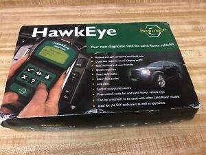 Land Rover Hawkeye Total Diagnostic Tool Ba5070 From Bearmach