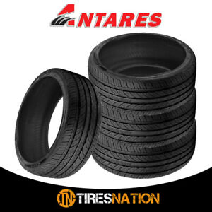 4 New Antares Ingens A1 195 50 15 82v All Season Performance Tire