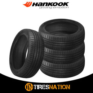 4 New Hankook Kinergy Gt H436 215 55r17 94v Premium All Season Tires