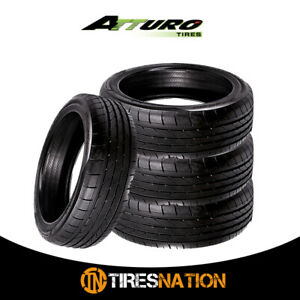 4 New Atturo Az850 275 40zr20 106y Performance Suv Tires