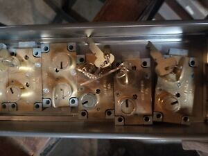 S g 4440 Safe Deposit Box Locks Lot Of 5 Rh
