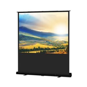 Da lite 87063 60x80 100 d Ntsc Insta theater Portable Projection Screen Wp
