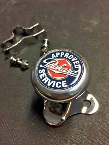 Packard Service Heavy Duty Ball Bearing Suicide Steering Wheel Spinner Knob