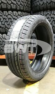 2 New Milestar Ms932 91v 50k Mile Tires 2154517 215 45 17 21545r17