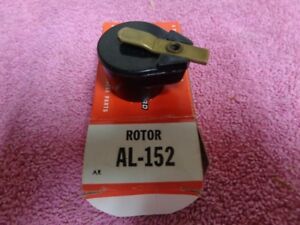 Nos New Hudson Willys Jeep 1951 1959 Al 152 Distributor Rotor Parts Iat 1016a