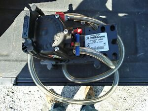 New Flojet coca Cola Bib Pump With Hose G55102jm
