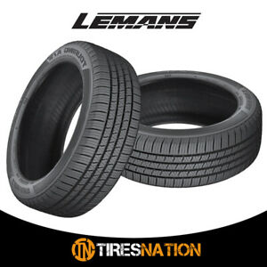 2 Lemans Touring As Ii 215 55r17 94v All Season Performance Tires