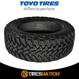 1 New Toyo Open Country M T 33x12 50r17lt E Bsw Tires